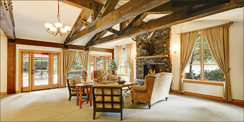 sitting room feng shui why beams are such a feng shui no no karen kingstons blog