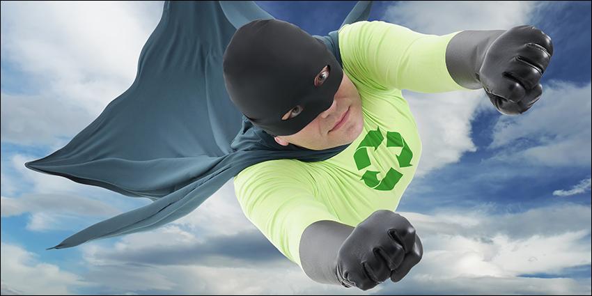 Eco superman