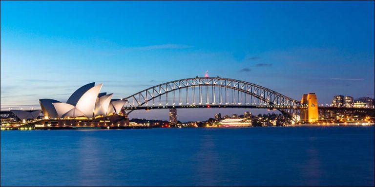 Sydney visit - Karen Kingston and Richard Sebok