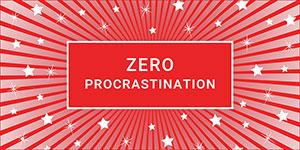 Zero Porcrastination