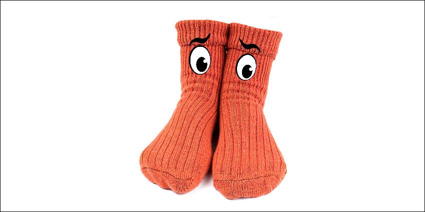 Do socks have feelings
