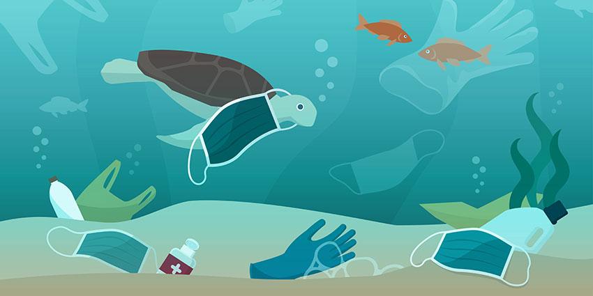Ocean clutter