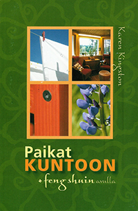 Clear Your Clutter with Feng Shui by Karen Kingston - Finnish paperback edition